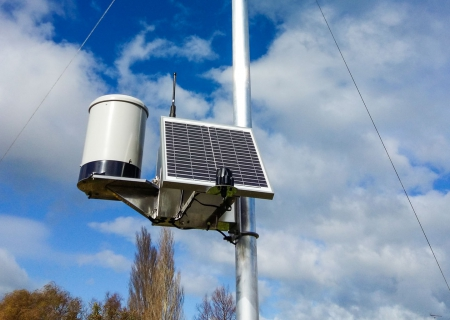 Roadside Automatic Weather Station (AWS)